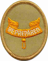 2nd class rank badge